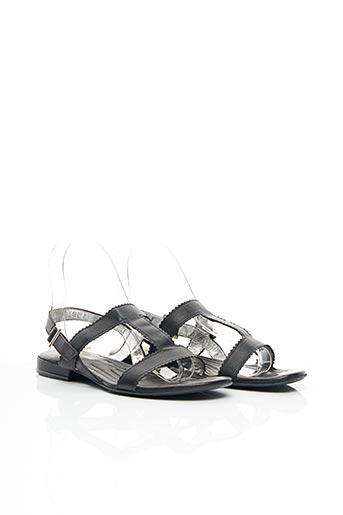 Sandales/Nu pieds noir FREE LANCE pour femme