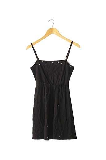 Robe courte noir ASOS pour femme