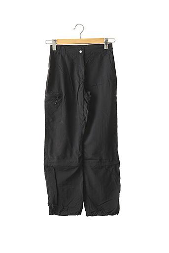 Pantalon casual noir CRIVIT pour femme