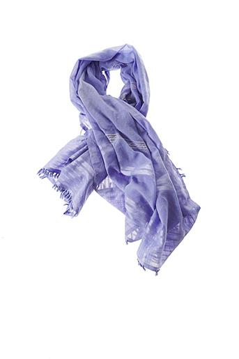 Foulard violet SANS MARQUE pour femme