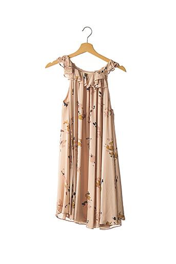 Robe mi-longue rose VANESSA BRUNO pour femme