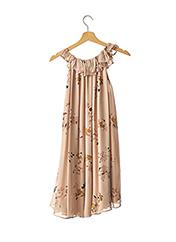 Robe mi-longue rose VANESSA BRUNO pour femme seconde vue