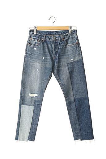 Jeans boyfriend bleu LEVIS pour femme