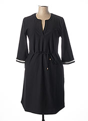 Robe mi-longue noir LIU JO pour femme seconde vue