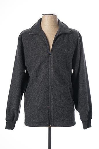 Veste casual gris BERAC pour homme