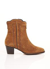 Bottines/Boots marron BENSIMON pour femme seconde vue