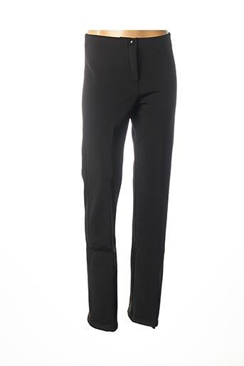 Pantalon casual noir FENDI pour femme