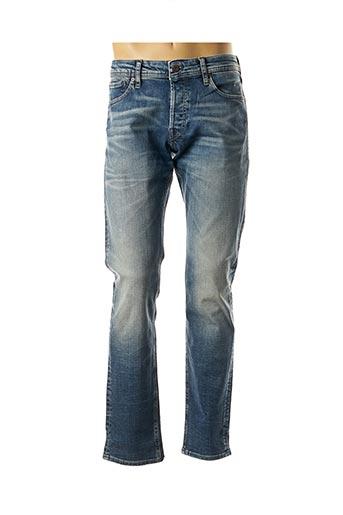 Jeans coupe slim bleu JACK & JONES pour femme