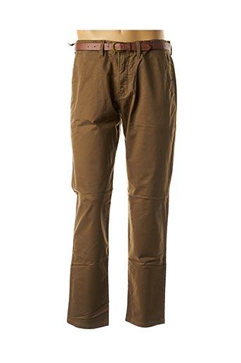 Pantalon chic vert JACK & JONES pour homme