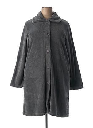Robe de chambre gris CANAT pour femme