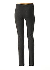 Pantalon casual gris JAVIER SIMORRA pour femme seconde vue