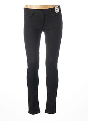Jeans skinny noir REIKO pour femme