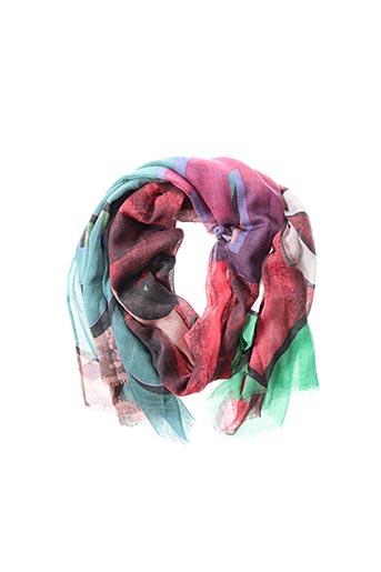 Foulard rouge DESIGUAL pour femme
