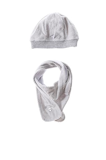 Echarpe gris WIPLALA pour fille