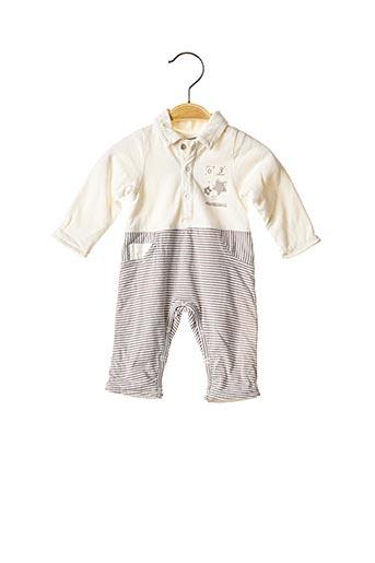 Combi-pantalon gris 3 POMMES pour garçon