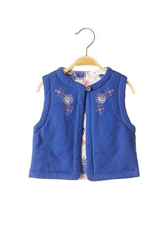 Veste casual bleu LA COMPAGNIE DES PETITS pour enfant