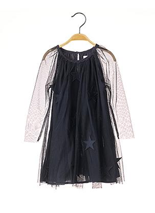 Robe mi-longue bleu STELLA MCCARTNEY pour fille