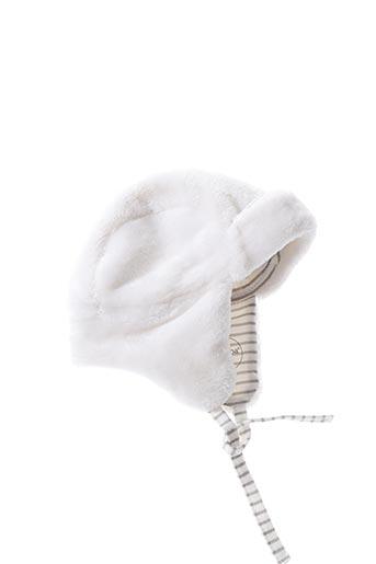 Bonnet blanc ABSORBA pour enfant