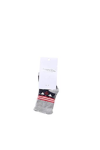 Chaussettes gris ABSORBA pour garçon