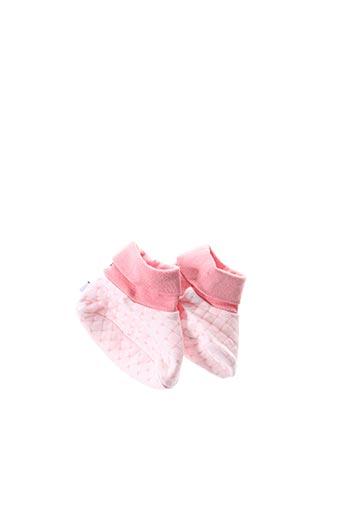 Chaussons/Pantoufles rose ABSORBA pour fille