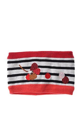 Echarpe rouge CATIMINI pour fille