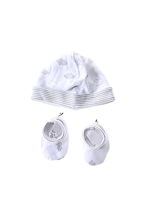 Bonnet gris ABSORBA pour enfant
