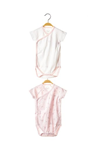 Body rose ABSORBA pour fille