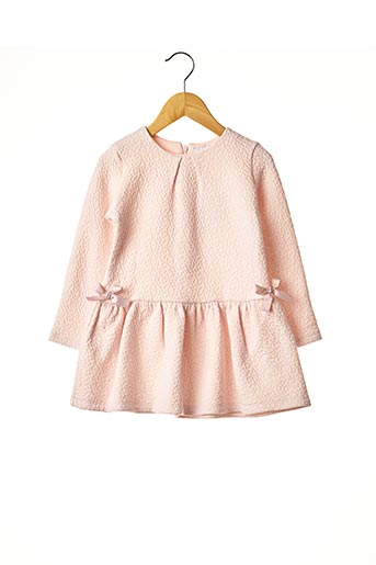 Robe mi-longue rose ABSORBA pour fille