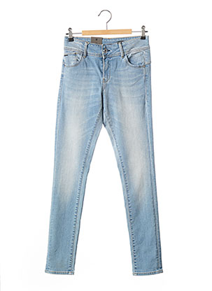 Jeans skinny bleu RAW-7 pour fille