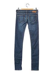 Jeans coupe slim bleu CHIPIE pour fille seconde vue