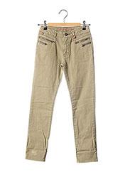 Pantalon casual vert CHIPIE pour fille seconde vue