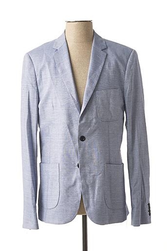 Veste chic / Blazer bleu DSTREZZED pour homme