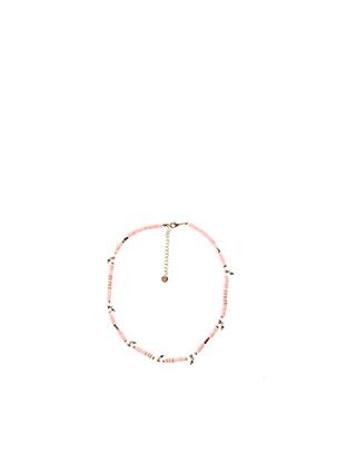 Bracelet rose LA FEE MARABOUTEE pour femme