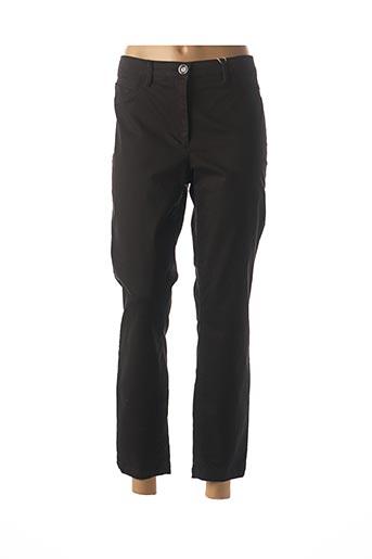 Jeans coupe slim noir JOCAVI pour femme