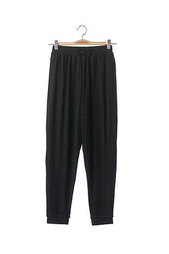 Pantalon casual noir CONFETTI pour fille