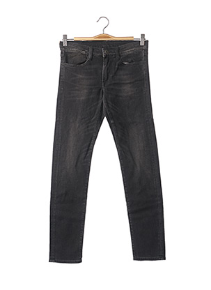 Jeans bootcut noir LE TEMPS DES CERISES pour enfant