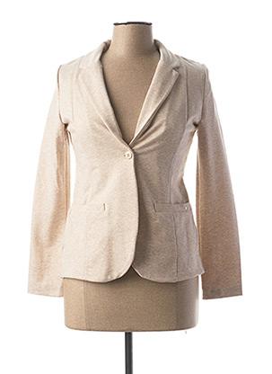 Veste casual beige MAYORAL pour fille