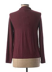 T-shirt manches longues violet MAYORAL pour fille seconde vue