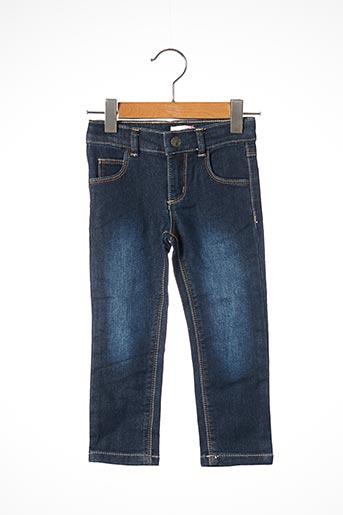 Jeans coupe slim bleu ABSORBA pour fille