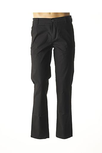Pantalon casual noir SELECTED pour homme