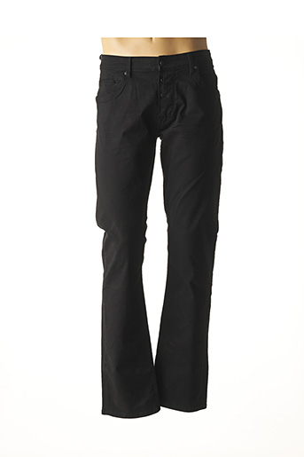 Pantalon casual noir TEDDY SMITH pour homme