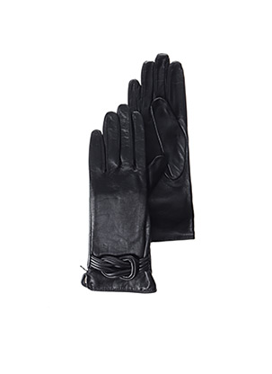 Gants noir GANT SAINTE ANNE pour femme