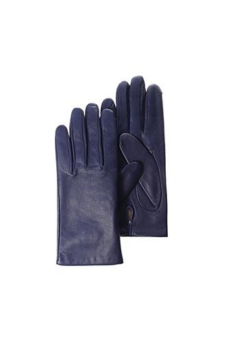 Gants bleu GANT SAINTE ANNE pour femme