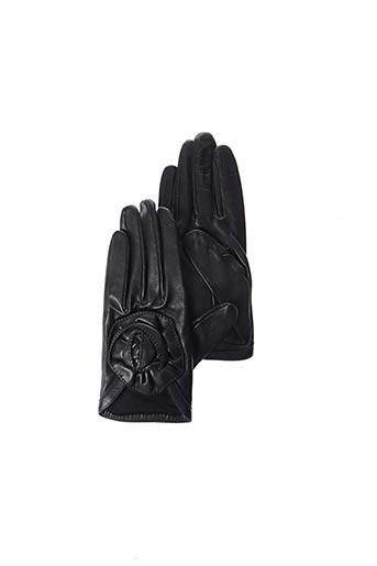 Gants noir AVRIL GAU pour femme