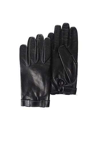 Gants noir BUSCARLET pour homme