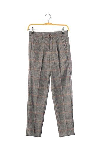 Pantalon casual gris FREEMAN T.PORTER pour femme
