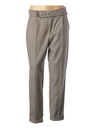 Pantalon casual marron SALSA pour femme