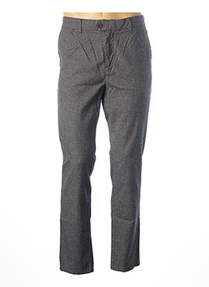 Pantalon casual noir SUPERDRY pour homme