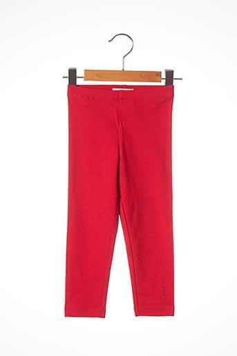 Legging rouge ESPRIT pour fille