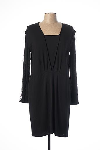 Robe courte noir MADO ET LES AUTRES pour femme